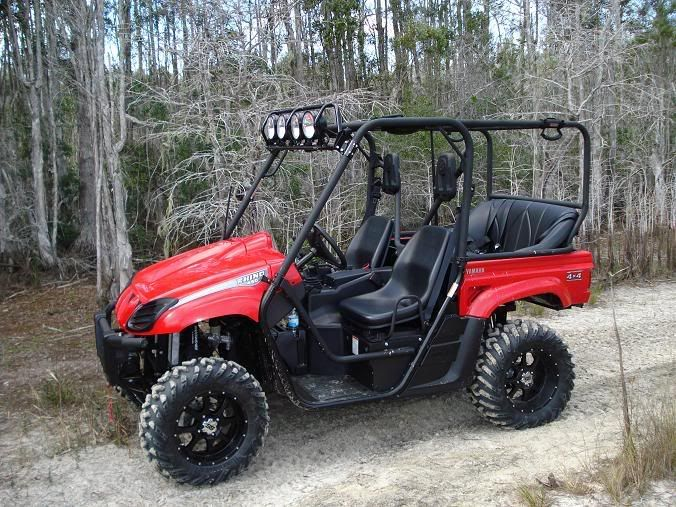 Need some owner opinions on the RZR. Newrhino