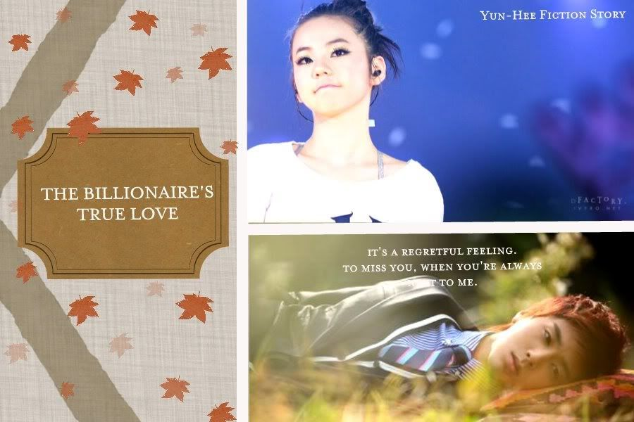 The Billionaire's True Love Yun-hee05