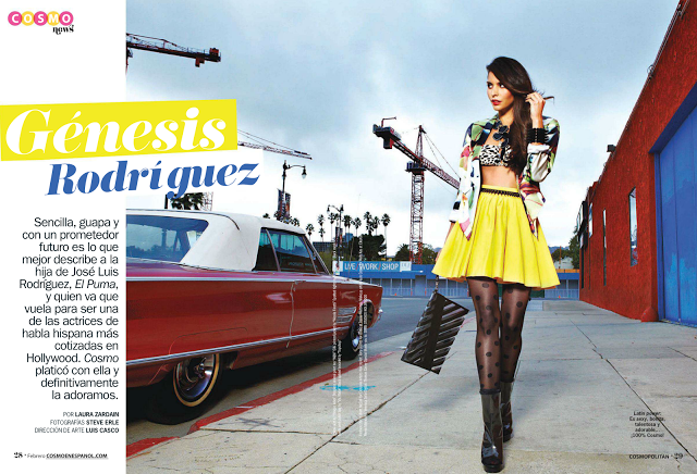Genesis Rodriguez // ხენესის როდრიგესი #2 - Page 25 B0c4e7edd2529273a0843526f3fb29b5