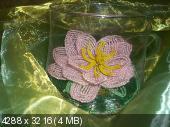 цветы из бисера - Страница 2 _6b71f79bb8edad641cc496ca3dc62405