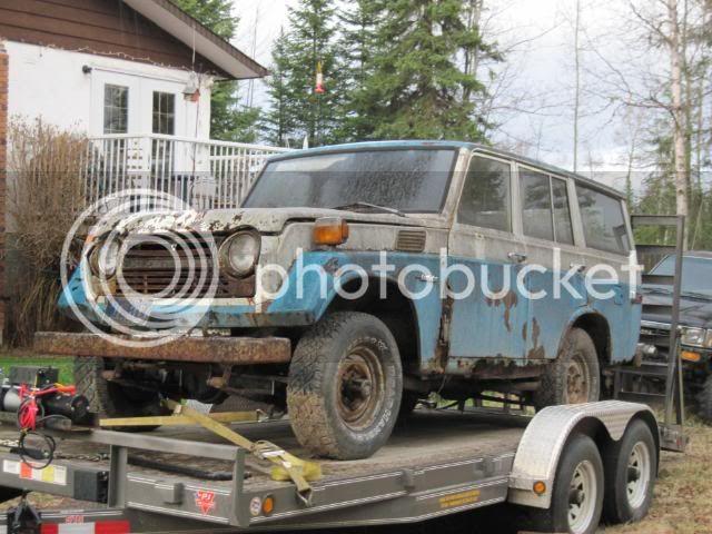 FS - 1979 Toyota FJ55 Landcruiser Wagon  039