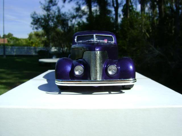 1939 Wagon Rod Purple n Pink 445