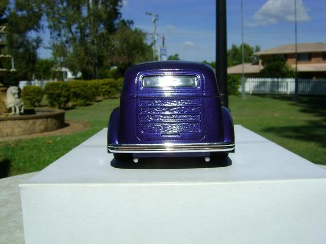 1939 Wagon Rod Purple n Pink 449