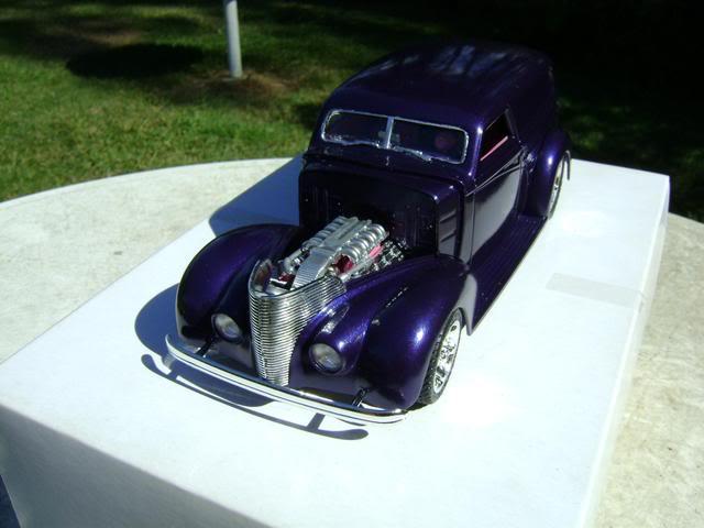 1939 Wagon Rod Purple n Pink 451