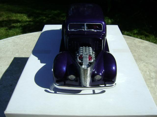1939 Wagon Rod Purple n Pink 452