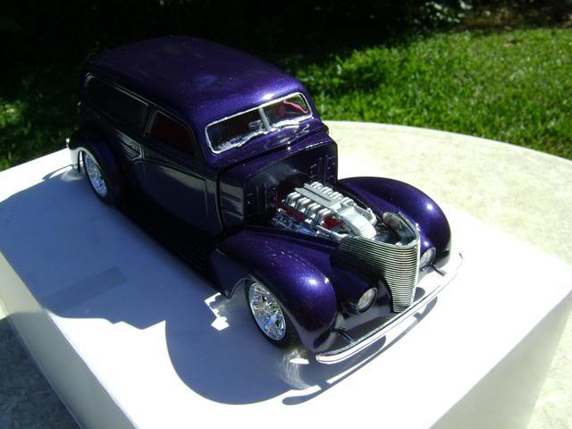 1939 Wagon Rod Purple n Pink 453