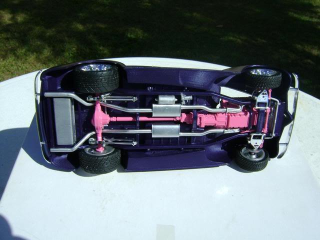 1939 Wagon Rod Purple n Pink 457