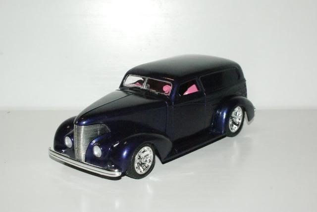 1939 Wagon Rod Purple n Pink 494