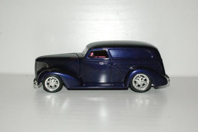1939 Wagon Rod Purple n Pink 495
