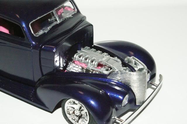 1939 Wagon Rod Purple n Pink 501