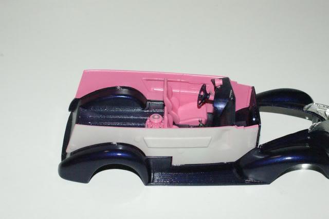 1939 Wagon Rod Purple n Pink 510