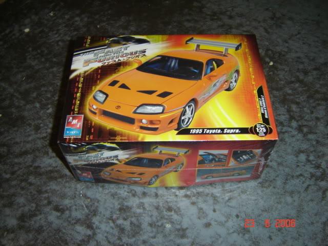 1995 Supra Silver = last Update 31 May 2011 Models582