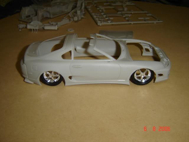 1995 Supra Silver = last Update 31 May 2011 Models699