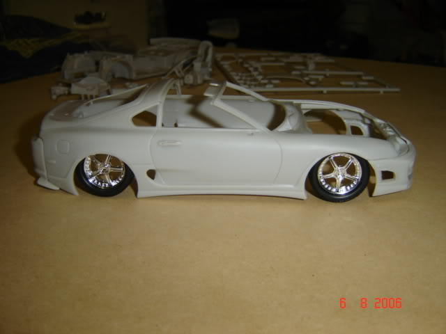 1995 Supra Silver = last Update 31 May 2011 Models701