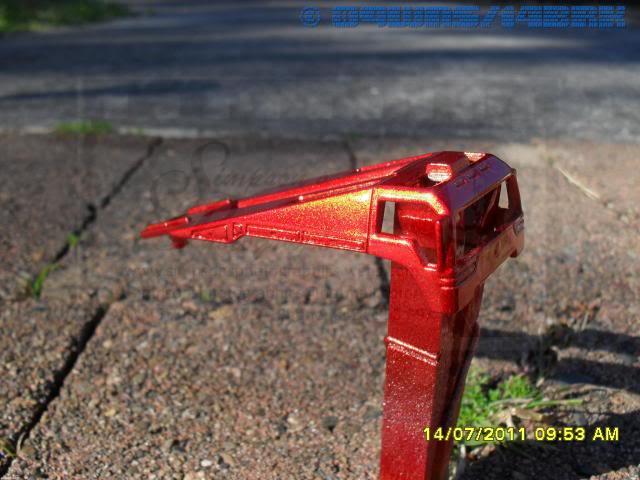 Back Slider Tow Truck (Hot Wheels) 023