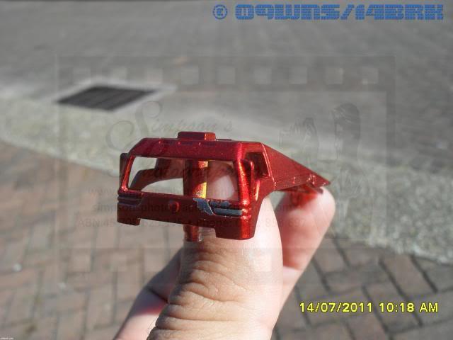 Back Slider Tow Truck (Hot Wheels) 028