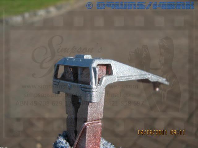Back Slider Tow Truck (Hot Wheels) 031