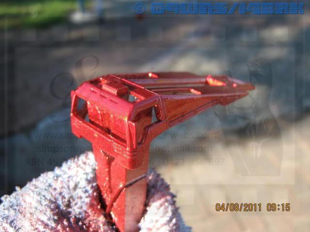 Back Slider Tow Truck (Hot Wheels) 039