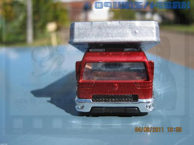 Back Slider Tow Truck (Hot Wheels) 044