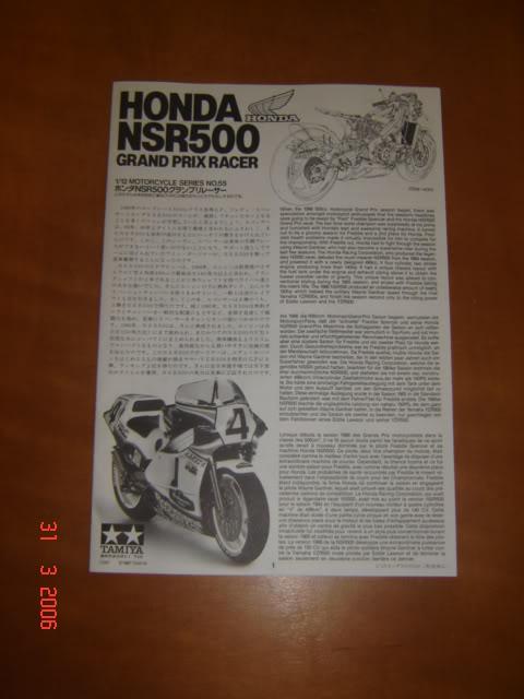 Honda NSR500 Grand Prix Racer Modelcarsstuff013