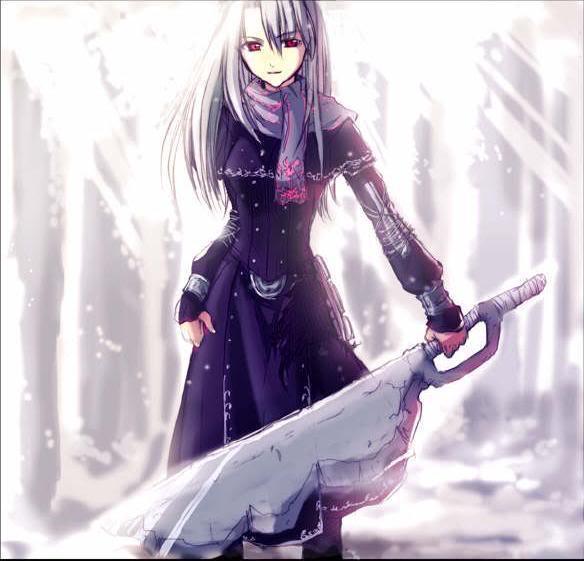 Seiren [Awaiting Approval] Sword