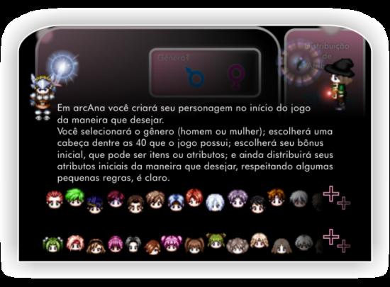 arcAna Pearl - BETA 1.2 Disponível para download! Createchar1x