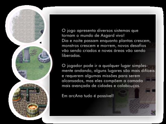 arcAna Pearl - BETA 1.2 Disponível para download! Thegame2x