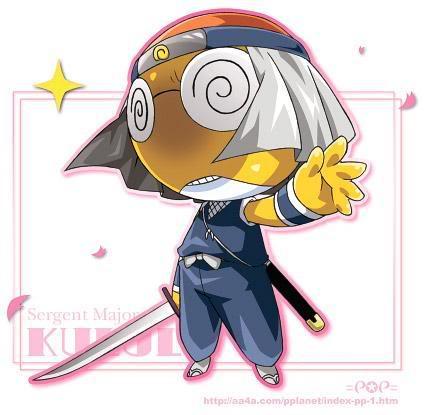 Sergeant Keroro Kururu12ep5