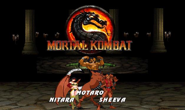 mortal - New Mortal Kombat Characters W.I.P. 27fix