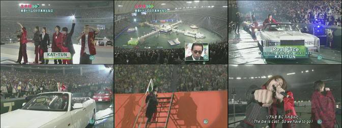 [2006.03.17] KAT-TUN ~ Tokyo Dome 'debut concert' KAT-TUN_MusicStation17032006