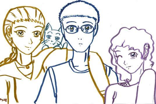 El Arte No Tan Bueno de Murasaki Youngteam13
