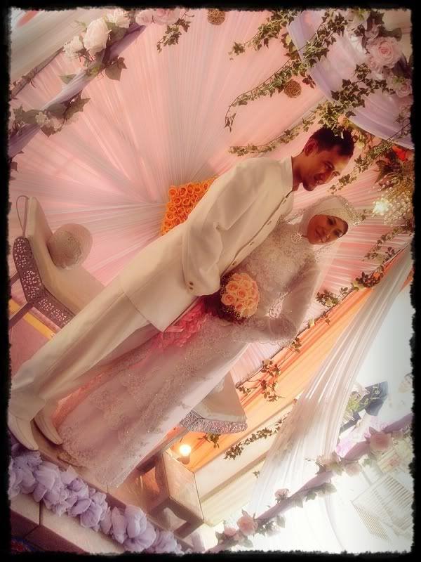 Wedding Sarina(Eina Mesin) & Firdaus 090509 4