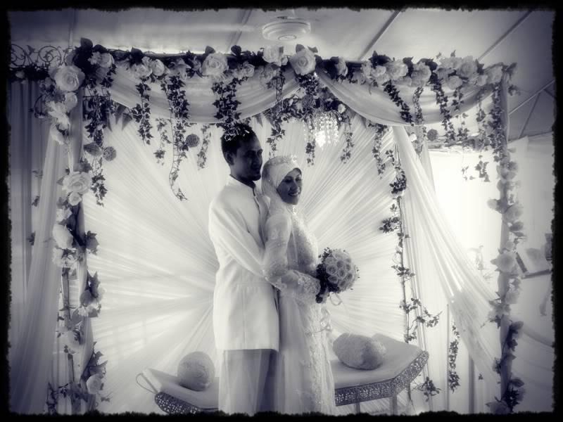 Wedding Sarina(Eina Mesin) & Firdaus 090509 5