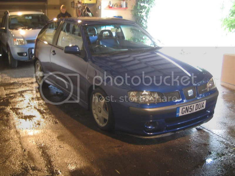My MK3 Ibiza Cupra IMG_8644