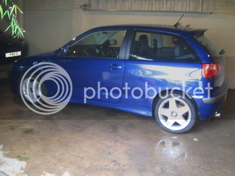 My MK3 Ibiza Cupra IMG_8648