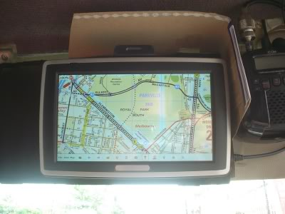 Portable Car Navigation System 7-2