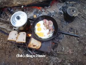 What to cook when away camping - Page 2 BobSalmenLunch