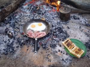 What to cook when away camping - Page 2 DavidL