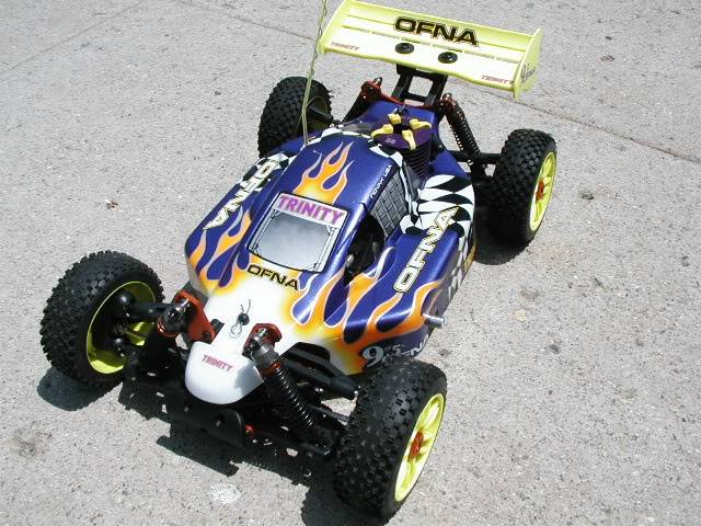 RC kits for sale Ofna04