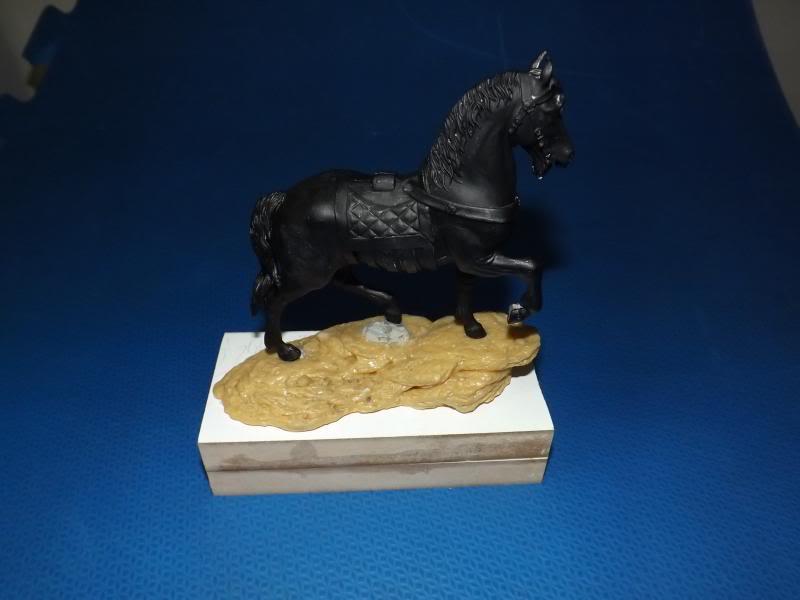 Crusader Knight c.1250 (Mounted) -  Andrea Miniatures 90mm Cruzader002_zps14e4872a