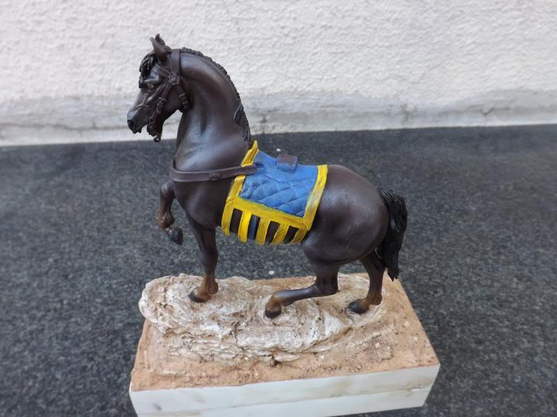 Crusader Knight c.1250 (Mounted) -  Andrea Miniatures 90mm Cruzader013_zps015ae53e