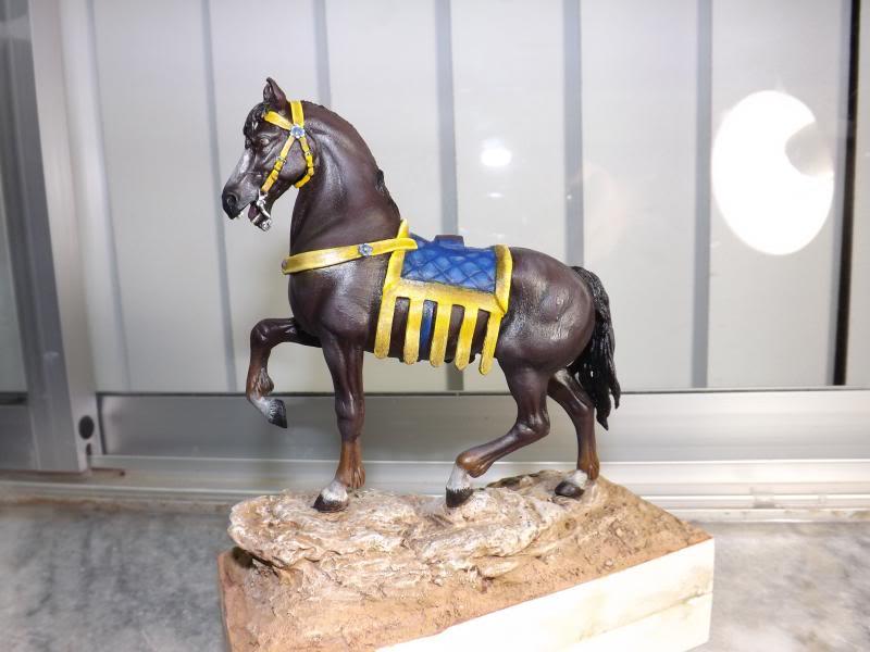 Crusader Knight c.1250 (Mounted) -  Andrea Miniatures 90mm Cruzader016_zpsfe845e54