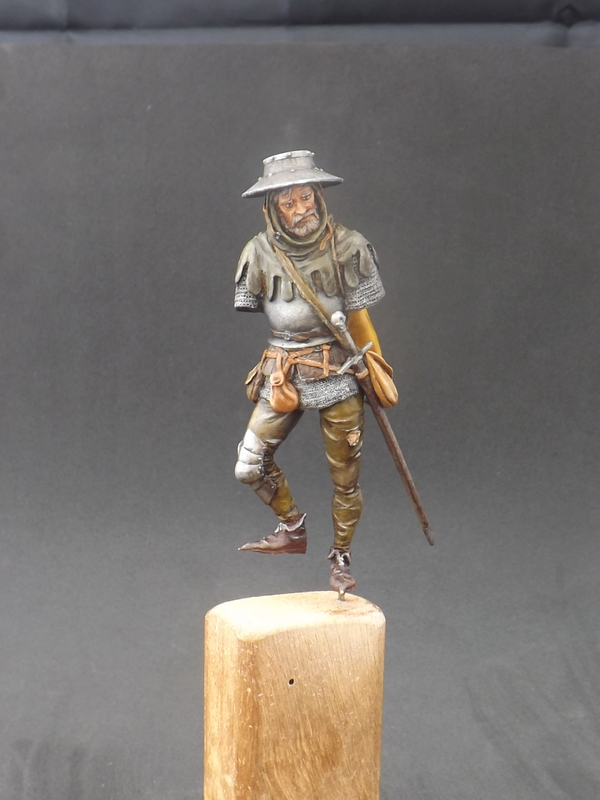 Infantryman of rhe 15th century - Castle Miniatures 75mm Halberder%20038_zpsmkw1wf8w