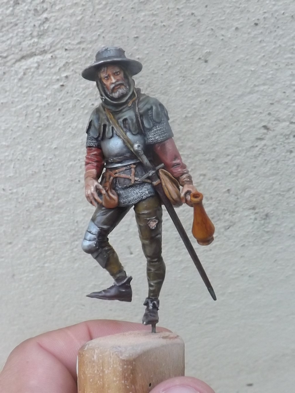 Infantryman of rhe 15th century - Castle Miniatures 75mm Halberder%20049_zpsop0khvut