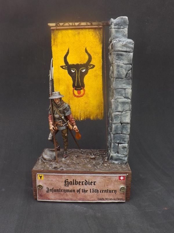 Infantryman of rhe 15th century - Castle Miniatures 75mm - Página 2 Halberder%20055_zpsnwnefnbi