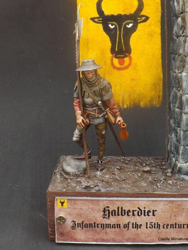 Infantryman of rhe 15th century - Castle Miniatures 75mm - Página 2 Halberder%20057_zpsbqf8livj