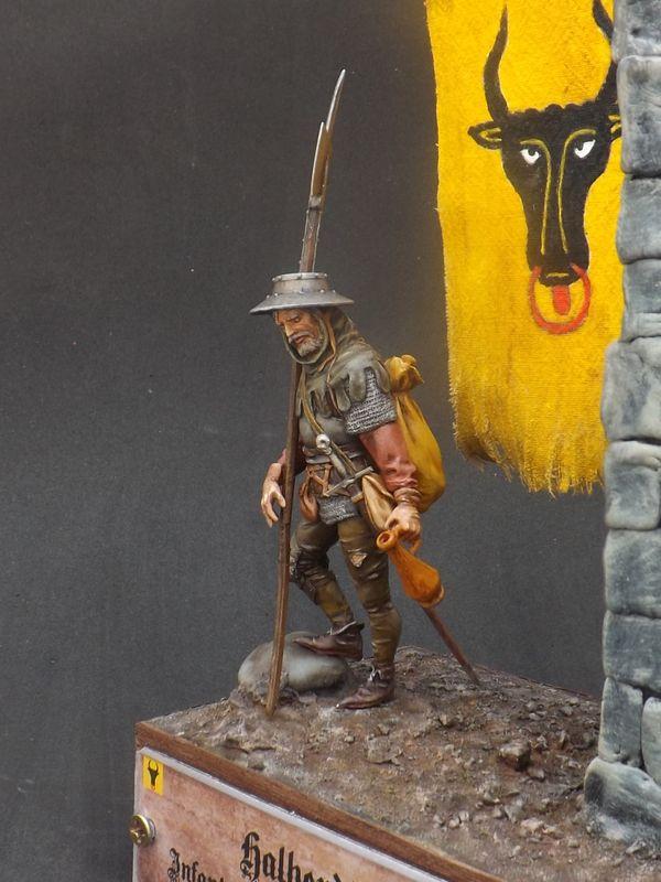 Infantryman of rhe 15th century - Castle Miniatures 75mm - Página 2 Halberder%20058_zpscylvd3np