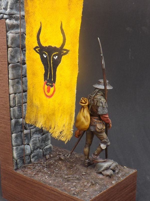 Infantryman of rhe 15th century - Castle Miniatures 75mm - Página 2 Halberder%20059_zpsputscvea