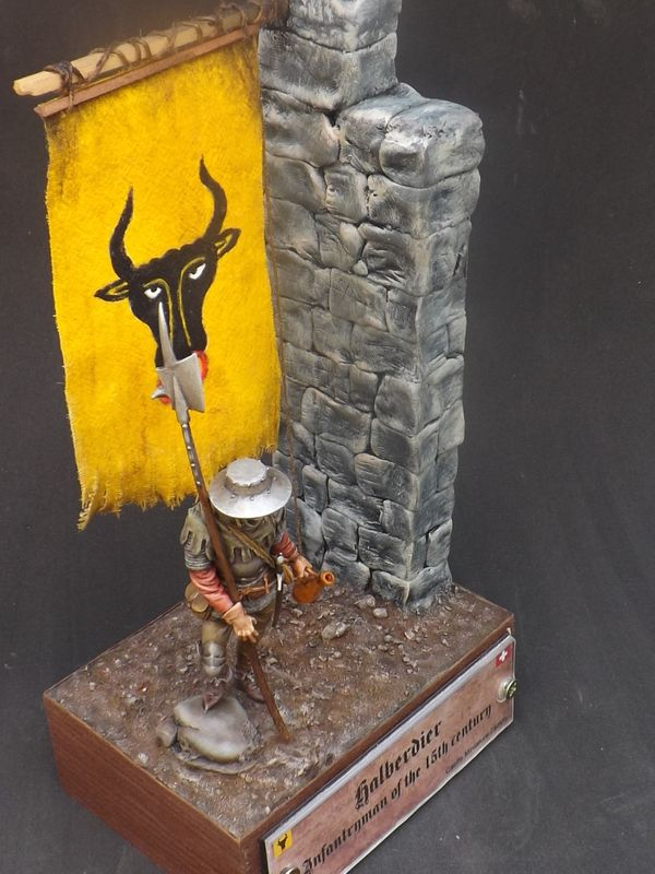 Infantryman of rhe 15th century - Castle Miniatures 75mm - Página 2 Halberder%20062_zps5yr7d0vo