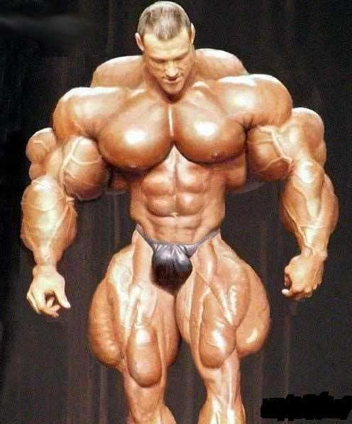 Gambar bodybuilder...mana yang macam Arnold Schwarnegger? BodyBuilder